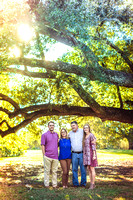 Gillespie Family Fall Portraits