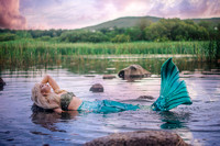 Irish Mermaid Session :: Ross Castle, Galway