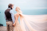 Cliffs of Moher, Ireland :: Savannah and Wayland Ever After Portraits